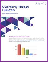 Threat Bulletin #1 thumbnail
