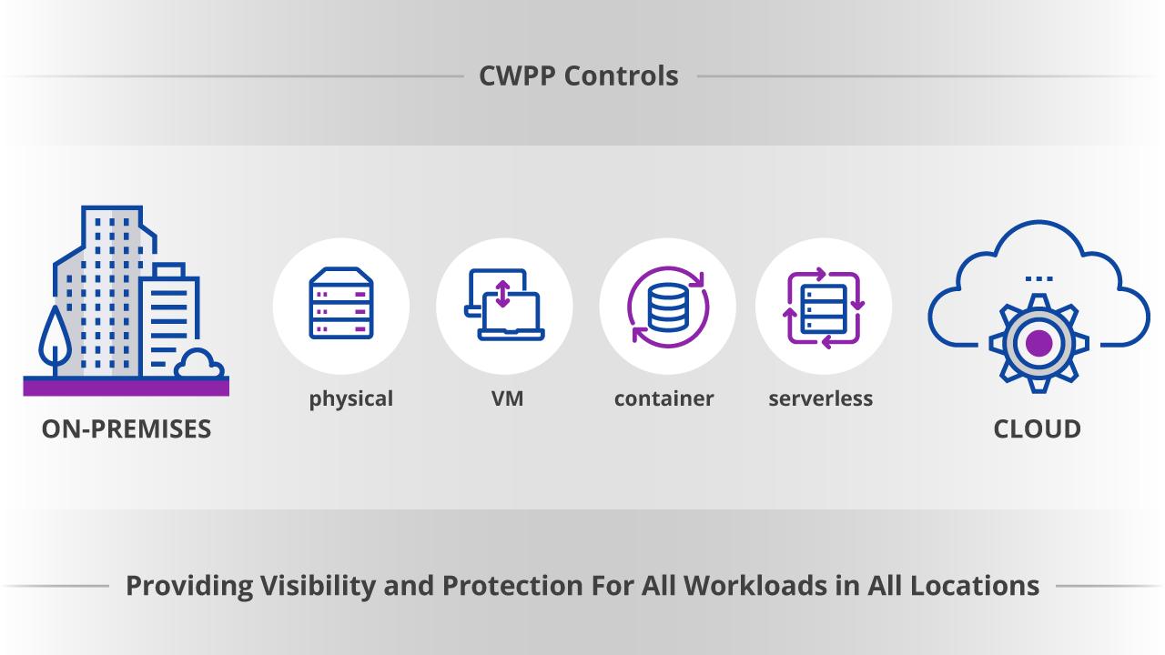 CWPP controls