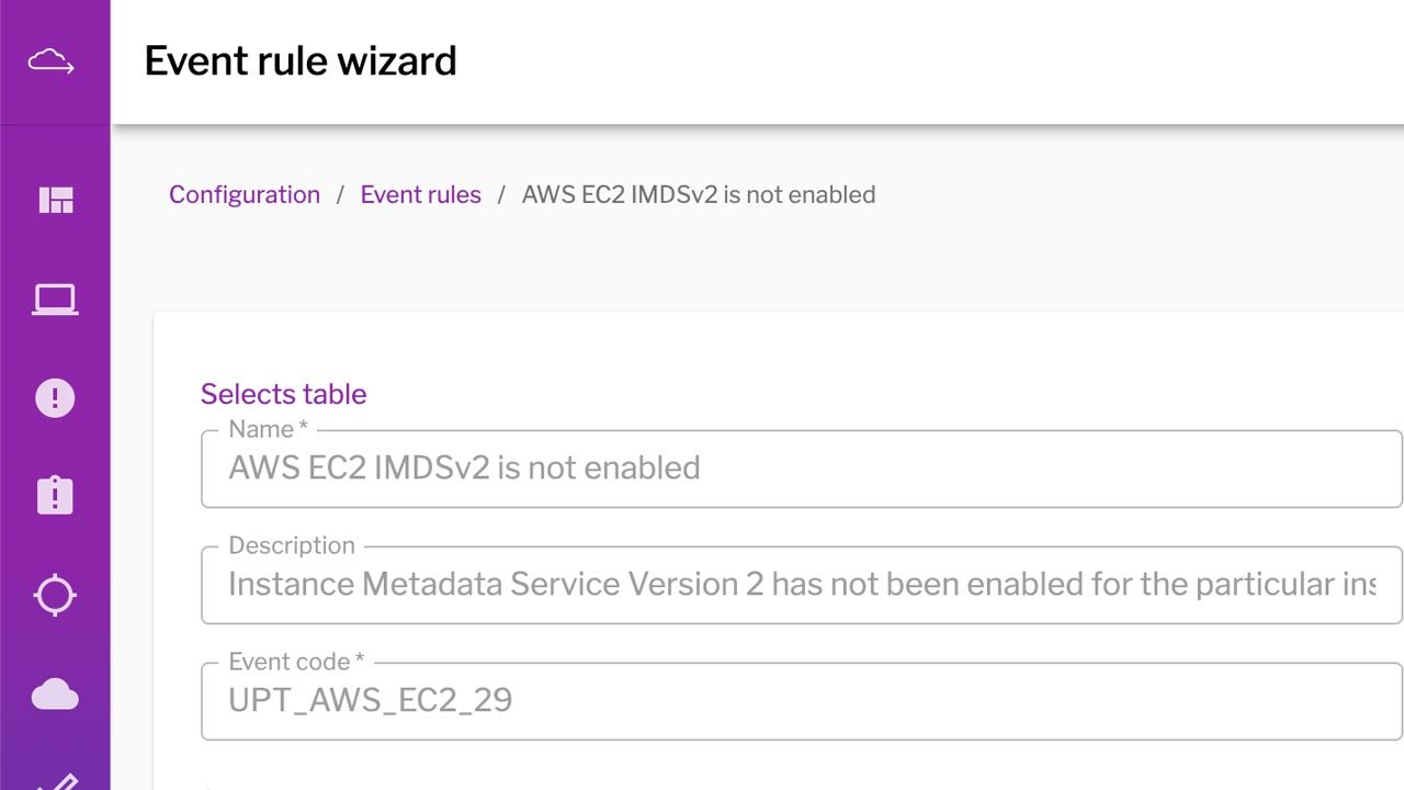 You should be using AWS IMDSv2: Here's why and how to do it