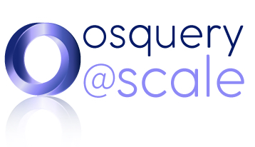 Announcing the osquery@scale Conference